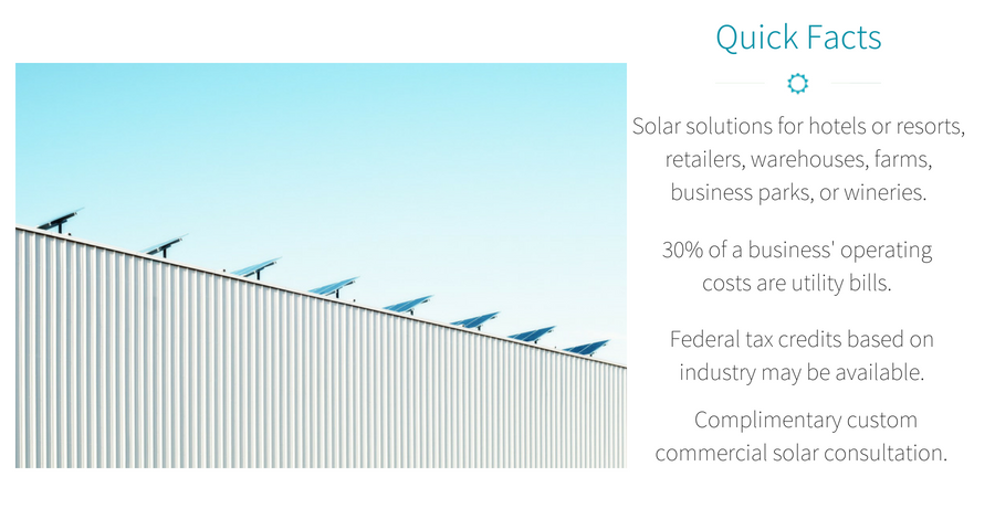TAMPA COMMERCIAL & INDUSTRIAL SOLAR SOLUTIONS